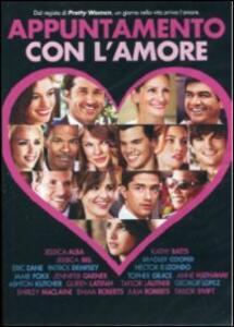 Appuntamento con l'amore di Garry Marshall - DVD