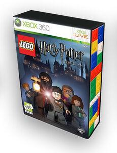 Videogioco LEGO Harry Potter Anni 1-4 Collector's Edition Xbox 360 0