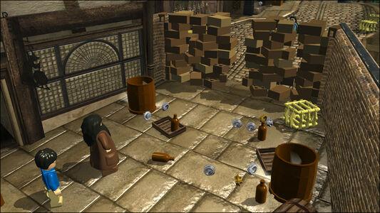 Videogioco LEGO Harry Potter Anni 1-4 Collector's Edition Xbox 360 3