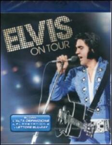 Elvis Presley. Elvis on Tour di Pierre Adidge,Robert Abel - Blu-ray