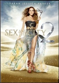 Cover Dvd Sex and the City 2