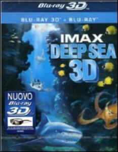 IMAX. Deep Sea 3D<span>.</span> versione 3D - Blu-ray 3D