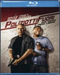 Cover Dvd Poliziotti fuori. Due sbirri a piede libero