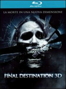 The Final Destination 3D (DVD + Blu-ray) di David R. Ellis