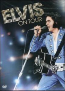 Elvis Presley. Elvis on Tour di Pierre Adidge,Robert Abel - DVD