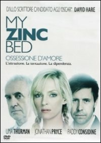 Cover Dvd My zinc bed