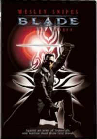 Cover Dvd Blade