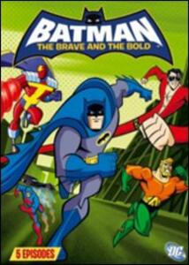 Batman. The Brave And The Bold. Vol. 3 - DVD
