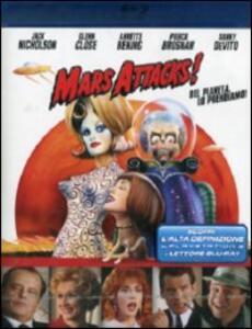 Mars Attacks! di Tim Burton - Blu-ray