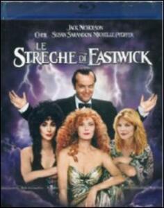 Le streghe di Eastwick di George Miller - Blu-ray