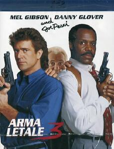 Arma letale 3 di Richard Donner - Blu-ray