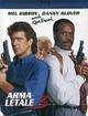 Cover Dvd DVD Arma letale 3
