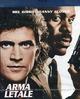 Cover Dvd DVD Arma letale