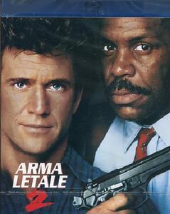 Arma letale 2 di Richard Donner - Blu-ray