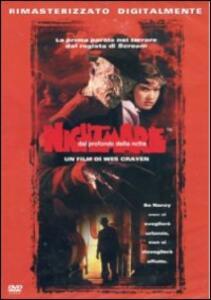 Nightmare. Dal profondo della notte di Wes Craven - DVD