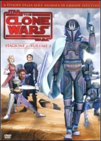 Cover dvd star wars. the clone wars. stagione 2. vol. 3 (dvd)