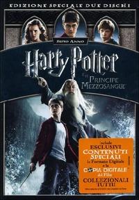 Cover Dvd Harry Potter e il principe mezzosangue