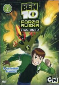 Ben 10. Forza Aliena. Stagione 2. Vol. 2 - DVD