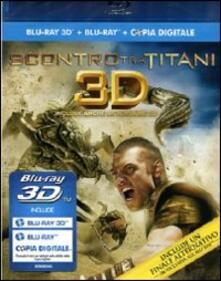 Scontro tra Titani (Blu-ray + Blu-ray 3D) di Louis Leterrier