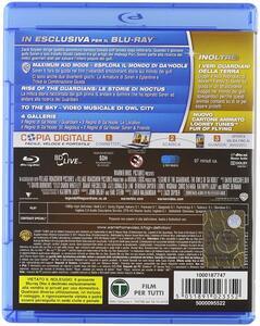 Il regno di Ga'Hoole. La leggenda dei guardiani di Zack Snyder - Blu-ray - 2