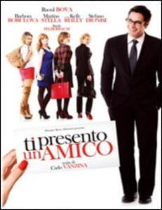 Ti presento un amico di Carlo Vanzina - DVD