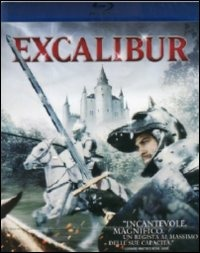 Cover Dvd Excalibur