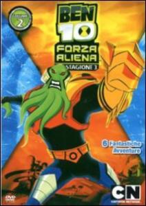 Ben 10. Forza Aliena. Stagione 3. Vol. 2 - DVD