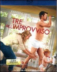 Cover Dvd Tre all'improvviso