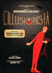 Copertina  L'illusionista [DVD]