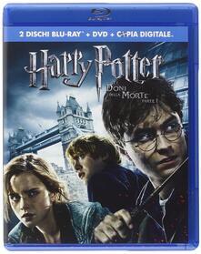Harry Potter e i doni della morte. Parte 1 (2 Blu-ray) di David Yates