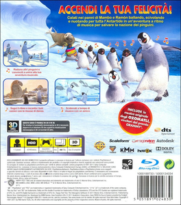 Videogioco Happy Feet 2 PlayStation3 1