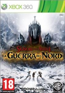 Videogioco Signore Degli Anelli: Guerra del Nord Xbox 360 0