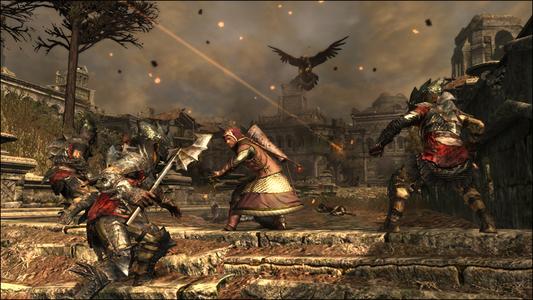 Videogioco Signore Degli Anelli: Guerra del Nord Xbox 360 3