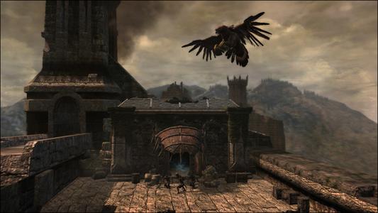 Videogioco Signore Degli Anelli: Guerra del Nord Xbox 360 5