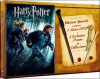 Cover Dvd Harry Potter e i doni della morte: Parte I