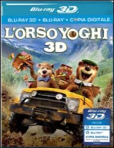 L' orso Yoghi 3D (Blu-ray + Blu-ray 3D) di Eric Brevig