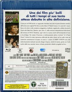 Barry Lyndon di Stanley Kubrick - Blu-ray - 2