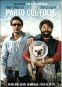 Parto col folle di Todd Phillips - DVD