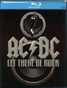 AC/DC. Let There Be Rock di Eric Dionysus - Blu-ray