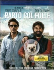 Parto col folle di Todd Phillips - Blu-ray