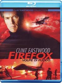 Cover Dvd Firefox. Volpe di fuoco (Blu-ray)