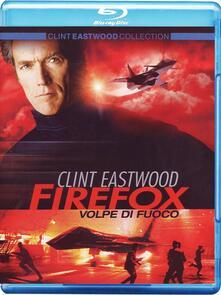 Firefox. Volpe di fuoco di Clint Eastwood - Blu-ray