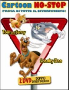 Cartoon no-stop. Tom & Jerry. Scooby Doo (2 DVD)