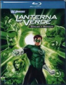 Green Lantern. I cavalieri di smeraldo di Chris Berkeley,Lauren Montgomery,Jay Oliva - Blu-ray