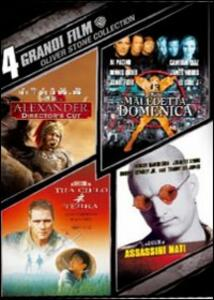 4 grandi film. Oliver Stone Collection (4 DVD) di Oliver Stone