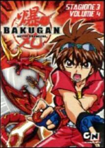 Bakugan. Stagione 3. Vol. 4 - DVD