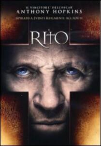 Il rito di Mikael Håfström - DVD