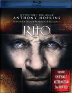 Il rito di Mikael Håfström - Blu-ray
