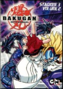 Bakugan. Stagione 3. Vol. 2 - DVD