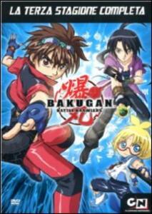 Bakugan. Stagione 3 (4 DVD) - DVD